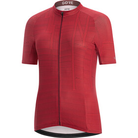 GORE WEAR C3 Line Jersey Women hibiscus pink/chestnut red